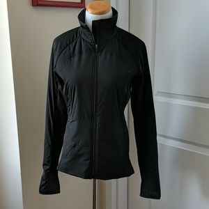 Lululemon light down running jacket